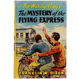 The Mystery of the Flying Express Book