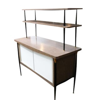 "1957 ""Dramatically Danish"" Mid-Century Modern Robert Kjer Jakobsen Hutch"
