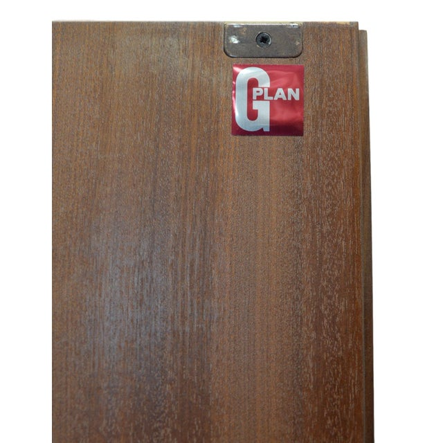 G Plan Mid Century Fresco Teak Wardrobe Armoire - Image 6 of 6