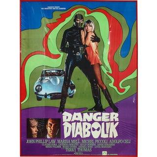 """Danger Diabolik"" Poster"