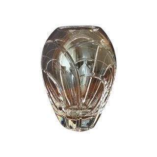 """Miller Rogaska Crystal """"Maestro"""" Vase"""