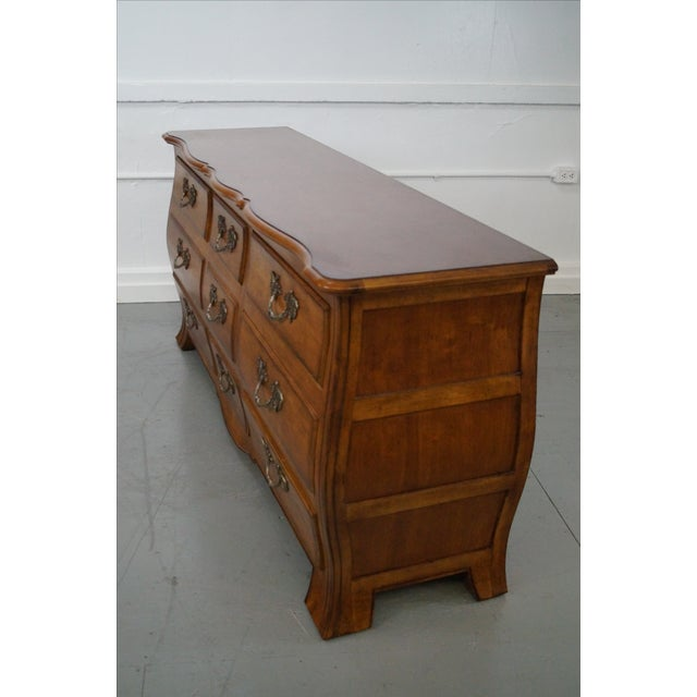 Image of Century French Style Bombe Long Dresser