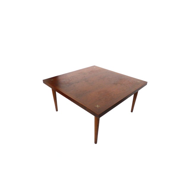 Mid-Century Cocktail Table by Merton Gershun - Image 1 of 6
