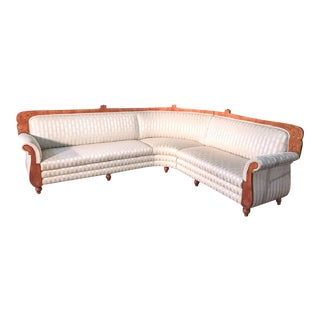 Antique 1840s, Swedish Biedermeier Sofa