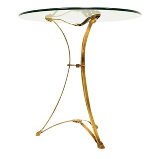 Arturo Pani Gueridon Side Table