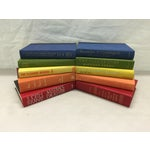 Image of Rainbow Decorative Books - Set of 10