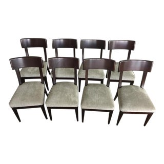 Holly Hunt Terra Dining Chairs by Christian Liaigre - Set of 8