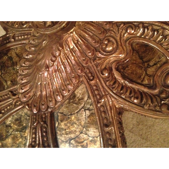 Ornate Italian Baroque Coffee Table Base and Shell - Image 3 of 6