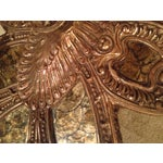 Image of Ornate Italian Baroque Coffee Table Base and Shell