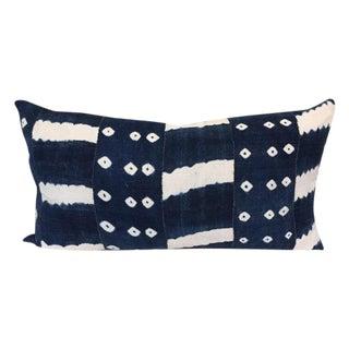 """Vintage Textile Pillow 16"""" X 30"""""""