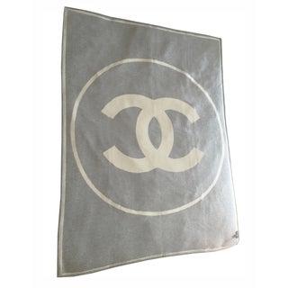 Chanel Wool Blanket