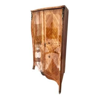 Custom Handmade Corner Commode Dresser
