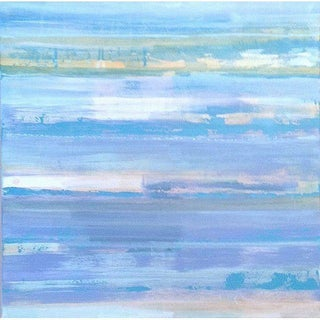 'RiSiNG TiDE' Original Abstract Painting by Linnea Heide