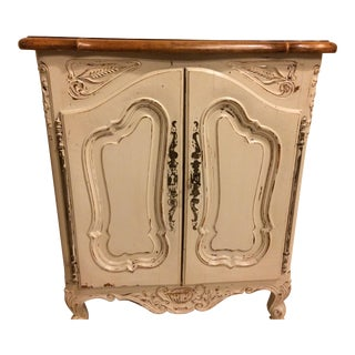 French Provincial Painted Chest