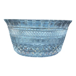 Glass Double Champagne Cooler