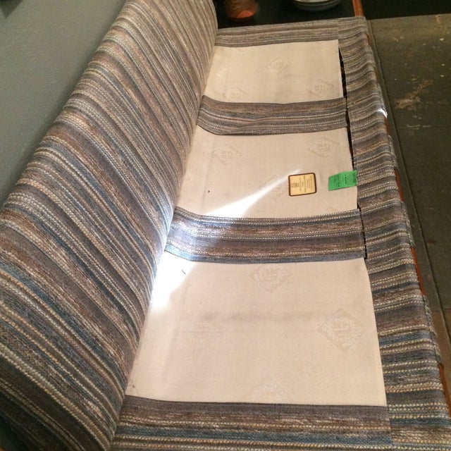 Image of 1960s Adrian Pearsall Platform Sofa and Table Set
