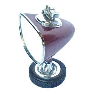 Mid-Century Modern Automobile Mirror Style Lighter