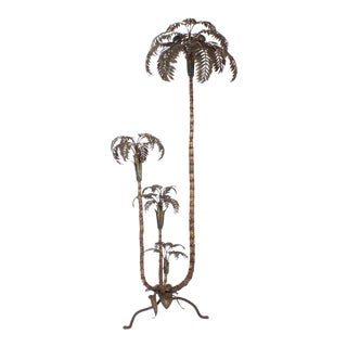 Italian Tole Palm Tree