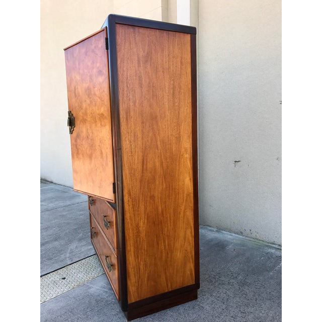 Dixie Asian Inspired Armoire - Image 4 of 9