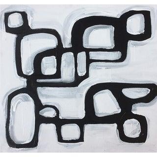 Linnea Heide 'Mixed Messages' Original Abstract Painting