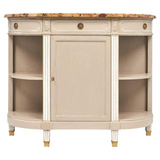 Louis XVI Style French Antique Console Buffet