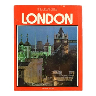 'London: The Great Cities' Book