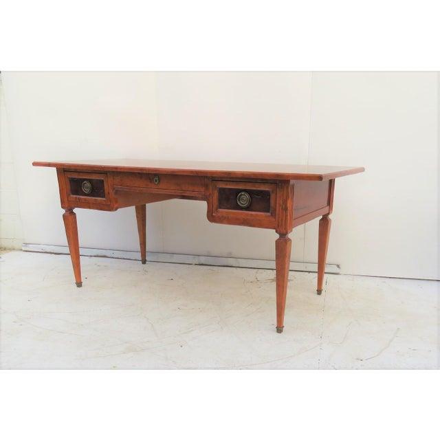 Baker Italian Writing Desk - Image 9 of 9