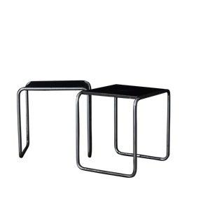 Marcel Breuer 1st edition B-25 stools/1927_ SALE PRICE $3000