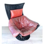 Image of Mid-Century Gerard Van Den Berg Swivel Chair