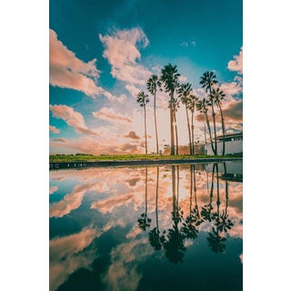 Jason Mageau Cabrillo Beach Reflections Photo