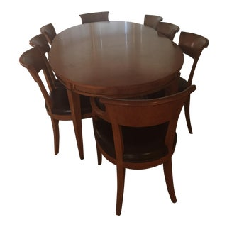 John Stuart Dining Room Set - Set of 8