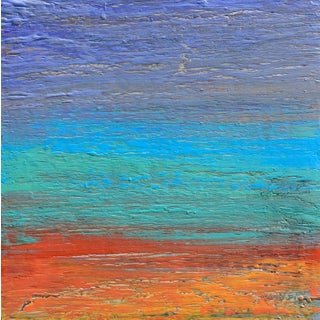 Contemporary Textured Abstract Painting