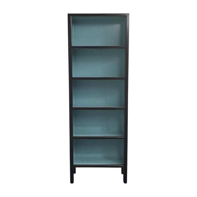 Image of Turquoise Shan-Dian Shelf From HD Buttercup