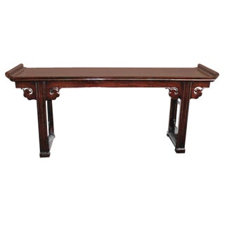 McGuire Asian Antiquity Long Altar Table