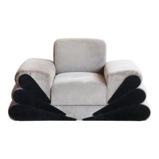 Impressive French Art Deco Club Chair