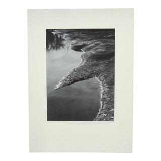 """Mid-Century """"Platte River"""" Nature Photograph"""