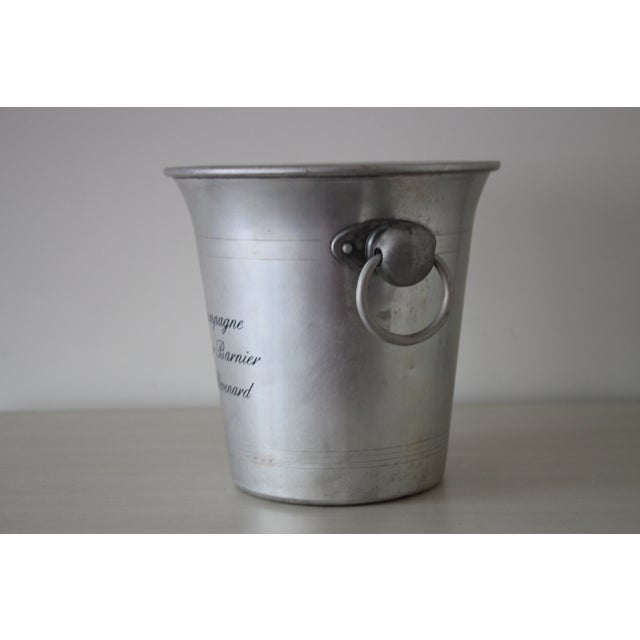 Image of Vintage French Champagne Bucket