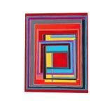 Image of Bryan Boomershine Modern Block Graphic Painting
