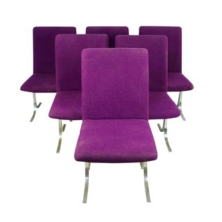 Dyrlund Modern Dining Chairs - Set of 6
