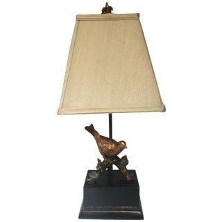 Bird on a Branch Lamp