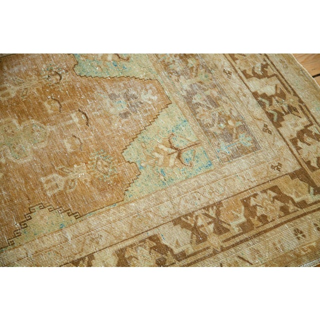 "Distressed Oushak Rug - 4' x 7'4"" - Image 5 of 6"