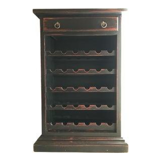 Vintage Buying &Design Italian Wine Cabinet