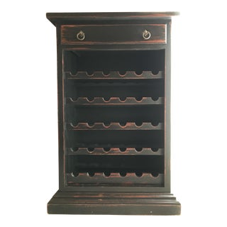 Vintage Buying &Design Italian Wine Cabinet
