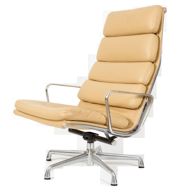 Herman Miller Eames Ea438 Soft Pad Lounge Chair
