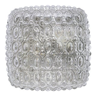 Square Bubble Flush Mount By Helena Tynell