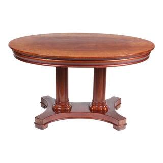 Art Nouveau Center Table