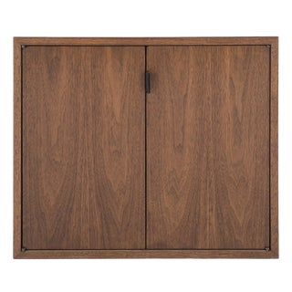 Florence Knoll Wall-Mounted Cabinet