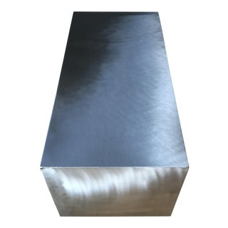Stainless Steel Blox Bench