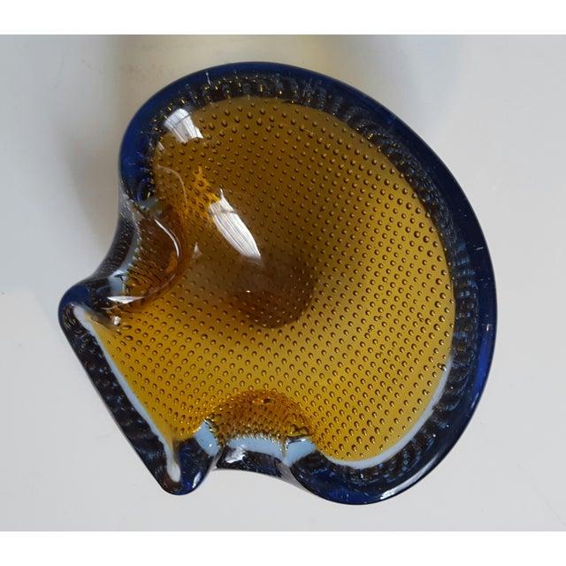 Image of Murano Glass Nautilus Bullicante Shell