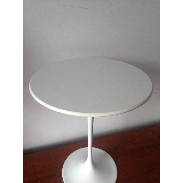 Knoll Studio Eero Saarinen Tulip Side Table - Image 5 of 5